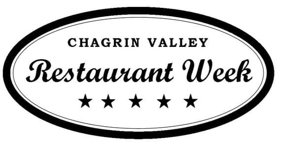 Chagrin Valley Restaurant Week